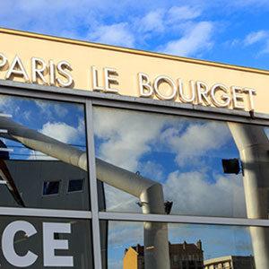 Paris ⇔ Aéroport Le Bourget